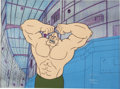 animation art:Production Cel, Heavy Metal Hanover Fiste Limited Edition Cel Original Art(undated)....