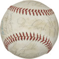 Autographs:Baseballs, 1978 Philadelphia Phillies Team Signed Baseball....