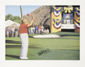 Movie/TV Memorabilia:Autographs and Signed Items, Bob Hope Signed Photo....