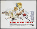 """Movie Posters:Adventure, The Red Tent (Paramount, 1971). Half Sheet (22"""" X 28"""").Adventure...."""