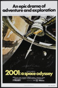 "Movie Posters:Science Fiction, 2001: A Space Odyssey (MGM, 2001). Autographed Convention Poster(26.5"" X 40""). Science Fiction...."