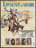 "Movie Posters:War, Lawrence of Arabia (Columbia, 1962). French Petite (22.75"" X30.5""). War...."