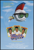 """Movie Posters:Sports, Major League Lot (Paramount, 1989). One Sheets (2) (27"""" X 39.5""""). Sports.... (Total: 2 Items)"""