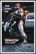 "Movie Posters:Action, RoboCop Lot (Orion, 1987). One Sheets (2) (27"" X 41""). Action....(Total: 2 Items)"