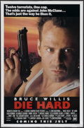 "Movie Posters:Action, Die Hard (20th Century Fox, 1988). One Sheet (27"" X 41"") Advance.Action...."