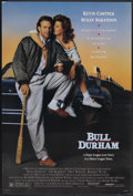 "Movie Posters:Sports, Bull Durham (Orion, 1988). One Sheet (27"" X 40""). Sports...."