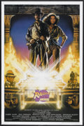 "Movie Posters:Adventure, Raiders of the Lost Ark (Kilian Enterprises, R-1991). TenthAnniversary One Sheet (27"" X 41"") SS. Adventure...."