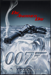 """Die Another Day (MGM, 2002). One Sheet (27"""" X 40"""") DS Advance Style A. James Bond"""