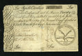 Colonial Notes:South Carolina, South Carolina June 1, 1775 L20 Very Fine, Damaged....