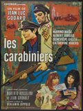 "Movie Posters:War, The Carabineers (Cocinor, 1963). French Grande (47"" X 63""). War...."