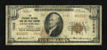 National Bank Notes:Virginia, Lynchburg, VA - $10 1929 Ty. 2 The Lynchburg NB & TC Ch. #1522. ...