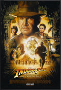 "Movie Posters:Adventure, Indiana Jones and the Kingdom of the Crystal Skull (Paramount,2008). One Sheet (27"" X 40"") SS Advance. Adventure...."
