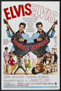 "Movie Posters:Elvis Presley, Double Trouble (MGM, 1967). One Sheet (27"" X 41""). ElvisPresley...."