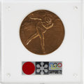 Miscellaneous Collectibles:General, 1972 Winter Olympic Games Participant's Medal....