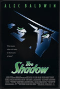 "Movie Posters:Adventure, The Shadow (Universal, 1994). One Sheet (27"" X 40"") DS.Adventure...."