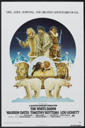 "Movie Posters:Adventure, The White Dawn (Paramount, 1974). One Sheet (27"" X 41"").Adventure...."