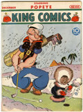 Golden Age (1938-1955):Cartoon Character, King Comics #44 (David McKay Publications, 1939) Condition:FN/VF....