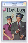Silver Age (1956-1969):Humor, I Love Lucy #13 File Copy (Dell, 1956) CGC NM 9.4 Off-white pages....