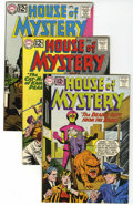Silver Age (1956-1969):Horror, House of Mystery Group (DC, 1962-64) Condition: Average VF....(Total: 12 Comic Books)