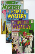 Silver Age (1956-1969):Horror, House of Mystery Group (DC, 1964-65) Condition: Average VF....(Total: 6 Comic Books)