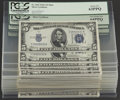 Fr. 1651 $5 1934A Silver Certificates. Thirty Nine Near-Consecutive Examples. PCGS Graded