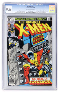 X-Men #122 (Marvel, 1979) CGC NM+ 9.6 Off-white to white pages