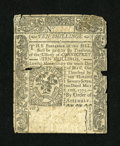 Colonial Notes:Connecticut, Connecticut May 10, 1775 10s Very Good....