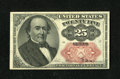 Fractional Currency:Fifth Issue, Fr. 1309 25¢ Fifth Issue New....