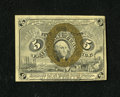Fractional Currency:Second Issue, Fr. 1233 5¢ Second Issue About New....
