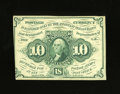 Fractional Currency:First Issue, Fr. 1242 10¢ First Issue About New....