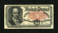 Fractional Currency:Fifth Issue, Fr. 1381 50¢ Fifth Issue Choice About New....