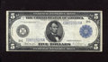 Fr. 854 $5 1914 Federal Reserve Note PCGS Very Fine 25