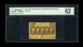 Fractional Currency:First Issue, Fr. 1279 25c First Issue PMG Uncirculated 62....