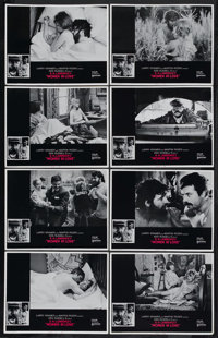 """Women in Love (United Artists, 1970). Lobby Card Set of 8 (11"""" X 14""""). Drama. Starring Alan Bates, Oliver Reed..."""