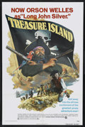 "Movie Posters:Adventure, Treasure Island (National General Pictures, 1972). One Sheet (27"" X41""). Adventure. Starring Orson Welles, Walter Slezak, K..."