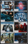 """Movie Posters:Science Fiction, Star Trek: The Motion Picture (Paramount, 1979). Lobby Card Set of8 (11"""" X 14""""). Science Fiction. Starring William Shatner,...(Total: 8)"""