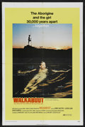 "Movie Posters:Adventure, Walkabout (20th Century Fox, 1971). One Sheet (27"" X 41"").Adventure. Starring Jenny Agutter, Lucien John, David Gumpililan..."