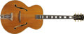 Musical Instruments:Acoustic Guitars, Gibson L-5 Natural Finish Archtop Acoustic Guitar (1952) Condition: Very Good.. ...