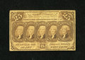 Fractional Currency:First Issue, Fr. 1282 25c First Issue Fine....