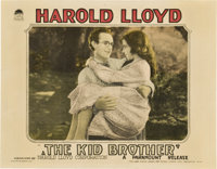 "The Kid Brother (Paramount, 1927). Lobby Card (11"" X 14"")"