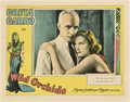 "Movie Posters:Romance, Wild Orchids (MGM, 1929). Lobby Card (11"" X 14"").. ..."