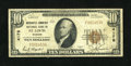 National Bank Notes:Missouri, Saint Louis, MO - $10 1929 Ty. 1 Mercantile Commerce NB Ch. # 4178....