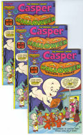 Bronze Age (1970-1979):Cartoon Character, Casper Halloween Trick or Treat #1 File Copies Group (Harvey, 1976)Condition: Average NM-.... (Total: 6 Comic Books)