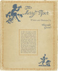Books:Children's Books, Harold Gaze. The Merry Piper or the Magical Trip of the SugarBowl Ship. Boston, 1925. First edition....