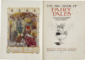 Books:Children's Books, Walter Jerrold, editor. The Big Book of Fairy Tales.Illustrated by Charles Robinson. London Glasgow Bombay: Bla...