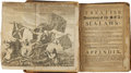 Books:Early Printing, [Alexander Justice]. A General Treatise of the Dominion of theSea. London, [n.d. circa 1710]....