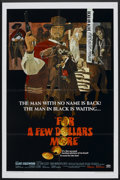 "Movie Posters:Western, For a Few Dollars More (United Artists, 1967). One Sheet (27"" X 41""). Western...."