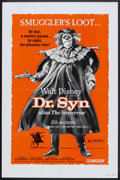 "Movie Posters:Adventure, Dr. Syn Alias The Scarecrow (Buena Vista, R-1972). One Sheet (27"" X41""). Adventure...."