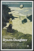 "Movie Posters:Drama, Ryan's Daughter (MGM, 1970). One Sheet (27"" X 41"") Style A.Drama...."
