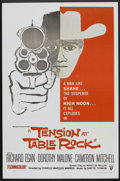 "Movie Posters:Western, Tension at Table Rock (RKO, 1956). One Sheet (27"" X 41""). Western...."